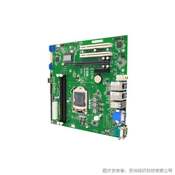 樺漢科技CEB-H11M-A110 Micro ATX主板