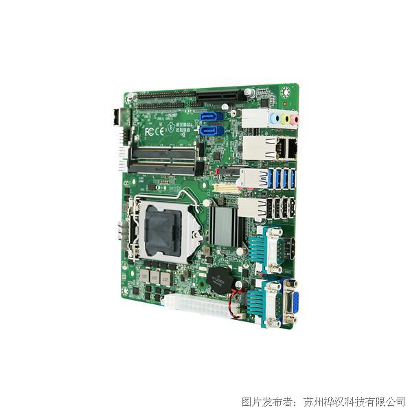 桦汉科技CEB-H11I-A100 Mini-ITX主板