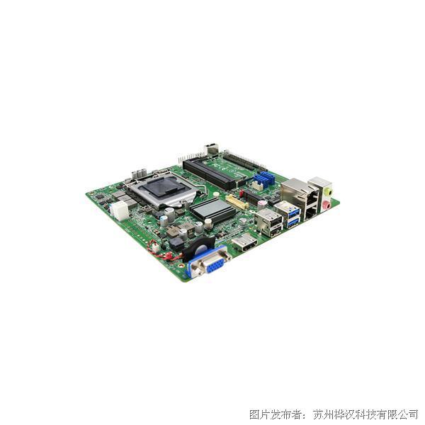 桦汉科技CEB-H11I-D100 Mini-ITX主板