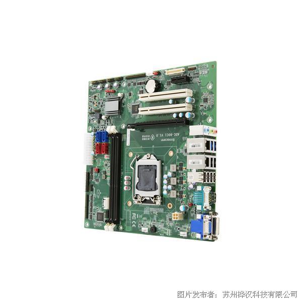 桦汉科技CEB-H81M-A10X m-ATX 主板