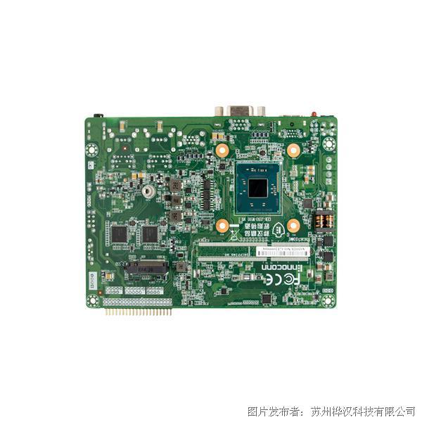 桦汉科技CEB-J193-W100 3.5寸主板