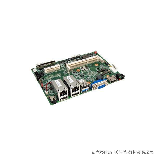 桦汉科技CEB-J193-W101 3.5寸主板