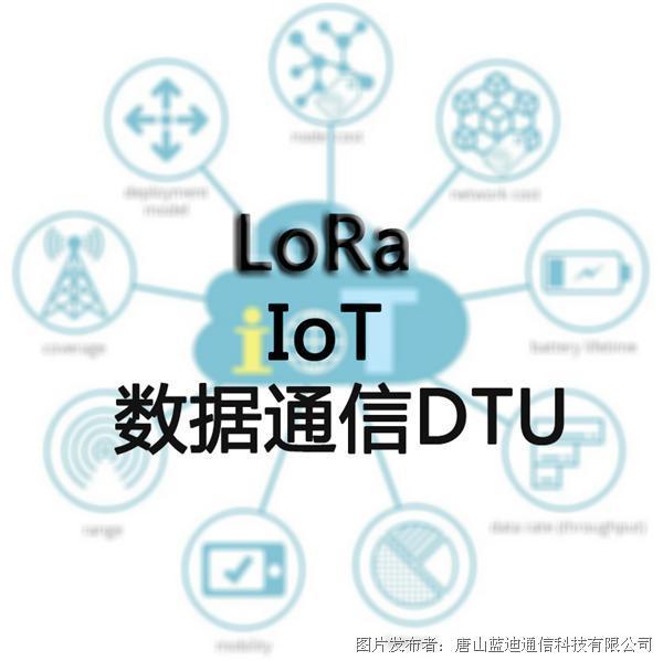 LoRa數據通信終端DTU