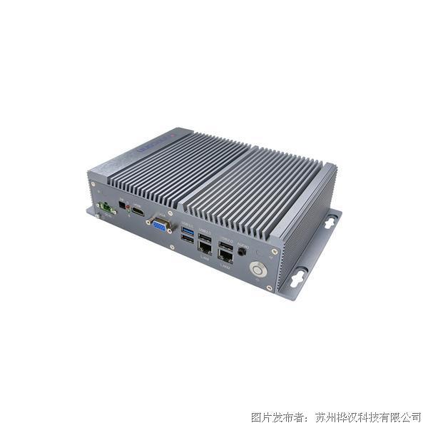 桦汉科技CES-RJ19-W26A工控机