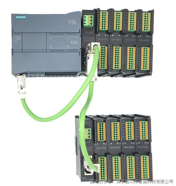 圖爾庫插片式IO PROFINET32DI PNP TBS-3200B