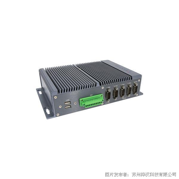 桦汉科技CES-R385-W260工控机