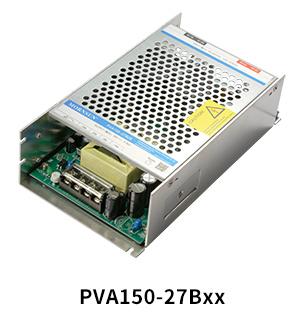 超宽交流电压输入电源PVA150-27Bxx系列