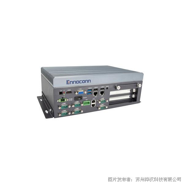 桦汉科技CES-E6X0-W46A工控机