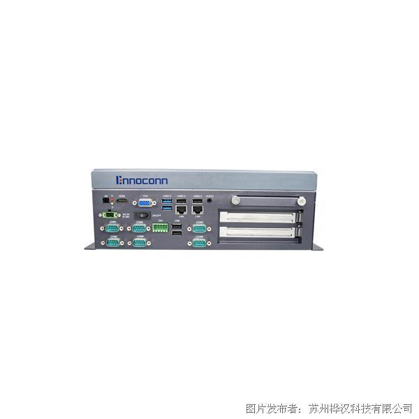 桦汉科技CES-E6X0-W26A工控机