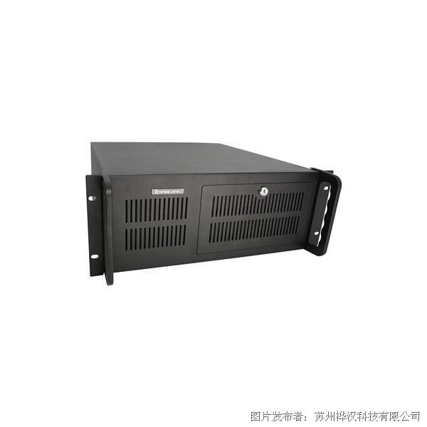 樺漢科技CES-4H87-A220(Preliminary)上架式工業計算機
