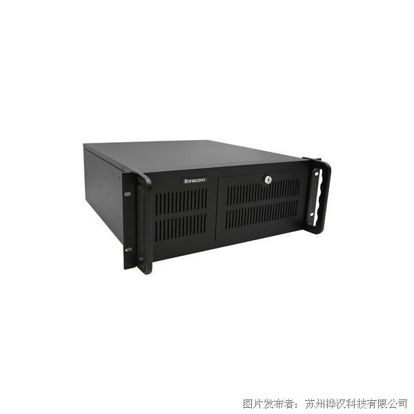 樺漢科技CES-4H11-A21A上架式工業計算機