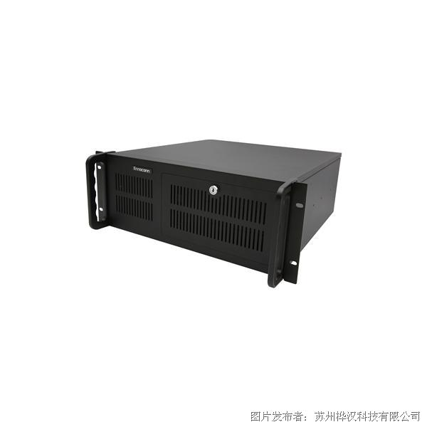 樺漢科技CES-4H81-A210上架式工業計算機