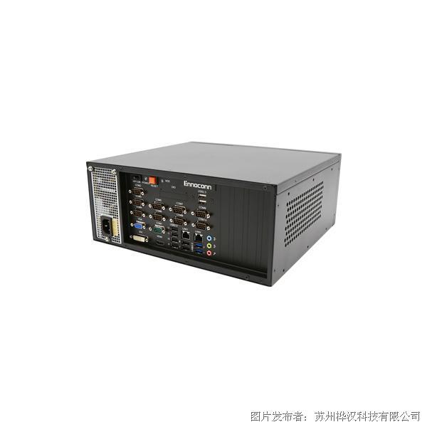 桦汉科技CES-3H81-A261/A0工控机