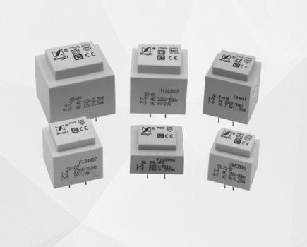 创四方电子 S系列电源变压器 配接三端稳压器件时的输出特性