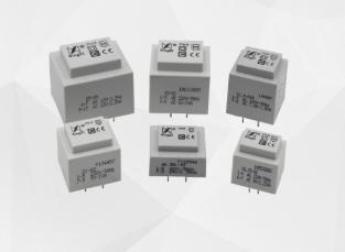 """创四方 """"银天使"""" S系列印刷线路板焊接式电源变压器"""