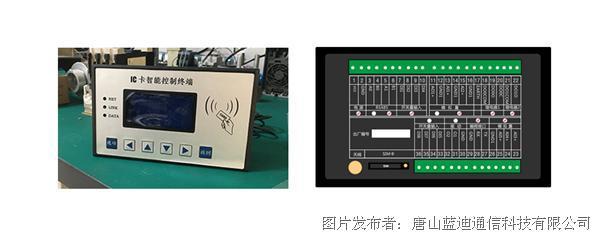 藍迪通信 IC卡智能控制器(型號:LDICK-01)