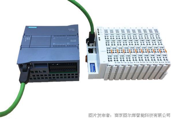 圖爾庫插片式IO 電源模塊1100mA TM5001
