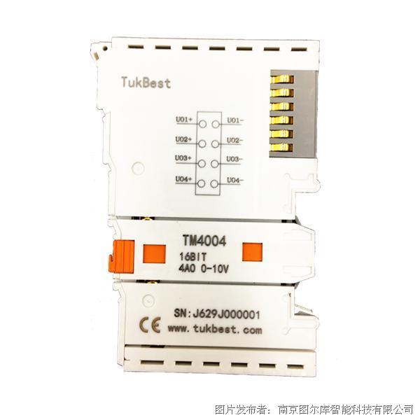 圖爾庫插片式IO PROFINET4AO TM4004/TM4104