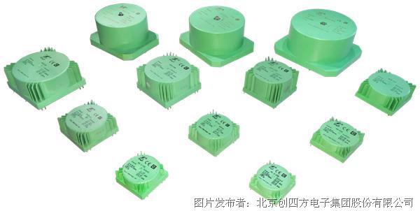 """创四方 """"绿魔方""""M系列环形印刷线路板焊接式电源变压器"""