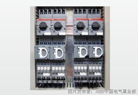 ABB 快速插接式电动机启动方案