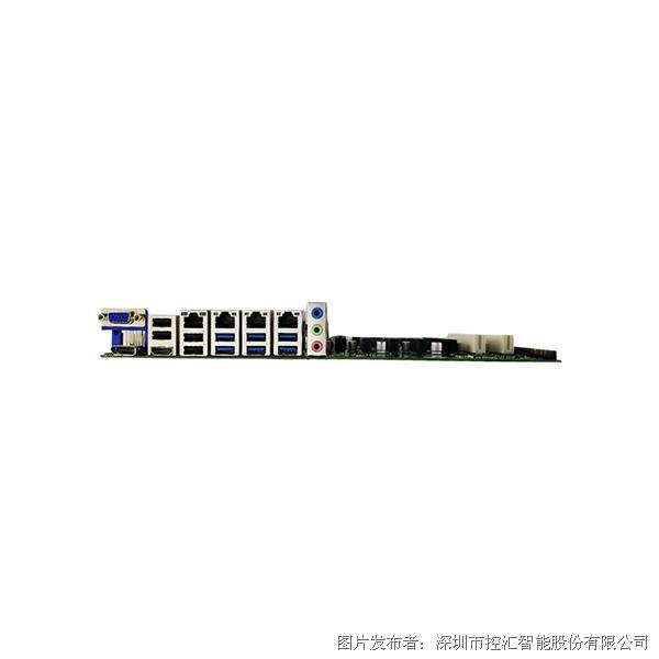 【新品发布】 EAMB-1590第8/9代CPU工业大母板