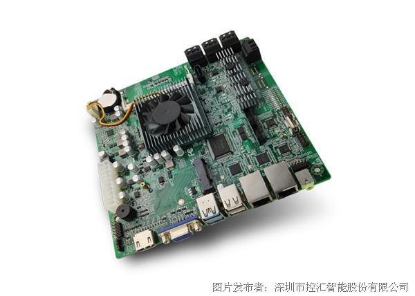 【新品發布】ENAS-7121嵌入式主板