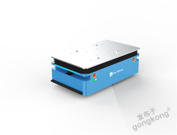 仙知机器人 基于仙知SRC的顶升式搬运机器人SJV-W1000