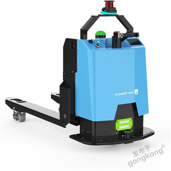 仙知机器人 基于仙知SRC的小型搬运式叉车