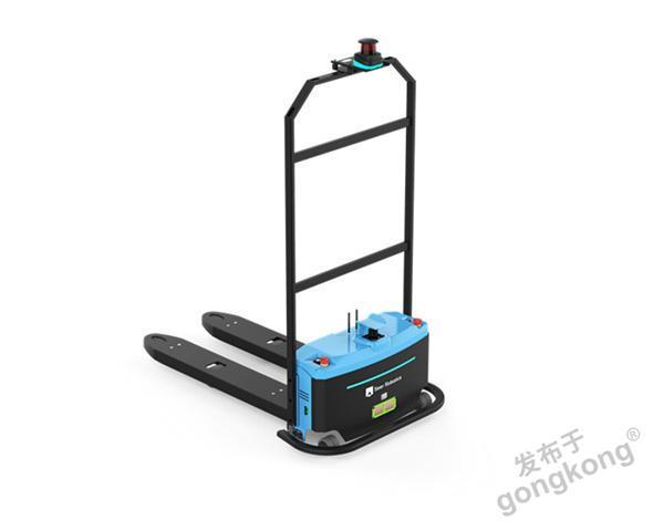 仙知机器人 2020款基于SRC的激光SLAM地面式自动叉车