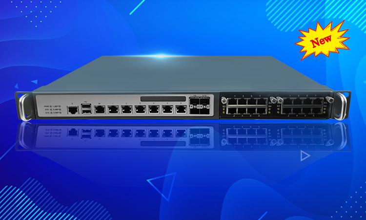集智达基于飞腾处理器平台网络安全产品GNS-1302-1