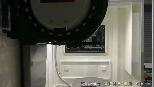 新代科技 加工中心-伺服刀臂/刀库