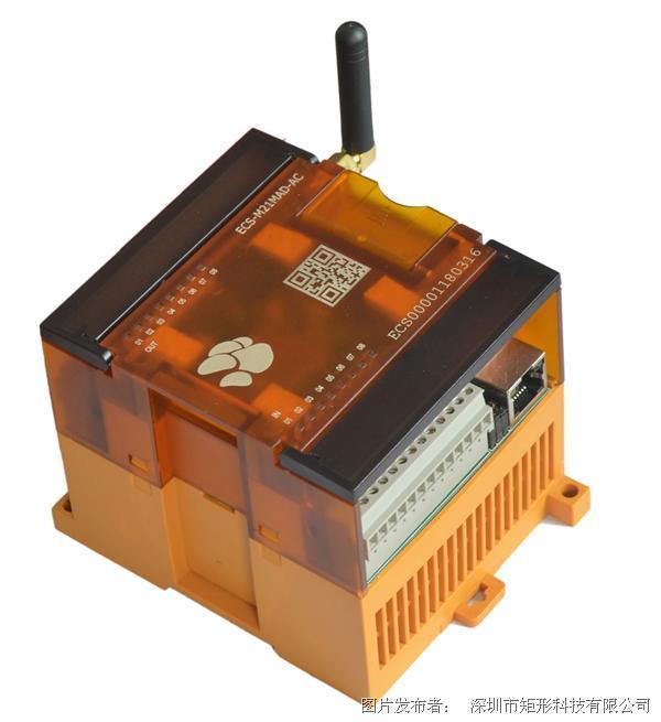 云PLC控制器:ECS-M44MAD-AC/N-4G