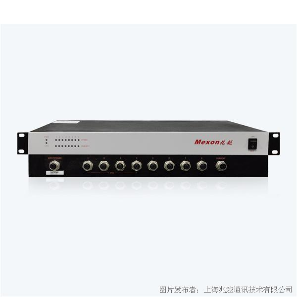 MIES-2708 8GE 全千兆网管型EN50155交换机