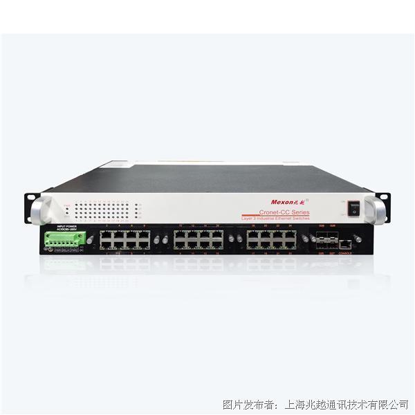 CronetCC-3428P24GE+4GSFP机架式三层全千兆工业以太网交换机