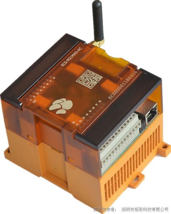 全新升級:N80-M22MAD-AC(DC)混合型PLC控制器