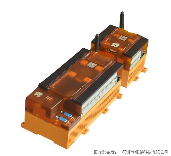 全新升级:N80-M44MAD,集以太网、CAN、模似量、运控多功能PLC