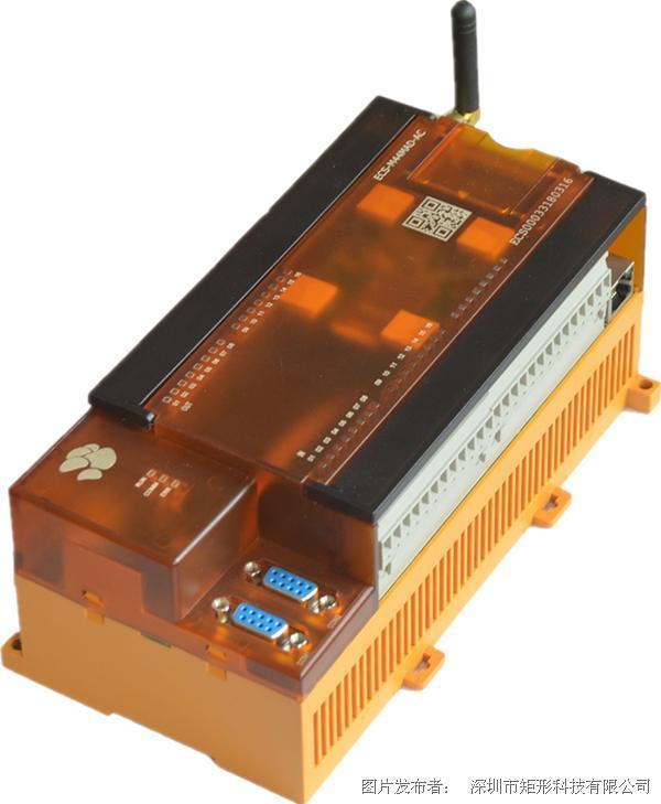 全新升級:N80-M44MAD,集以太網、CAN、模似量、運控多功能PLC