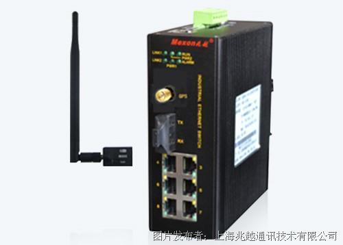 MIE-5610-GP1 6FE+1F+1GPS网管型百兆工业以太网交换机