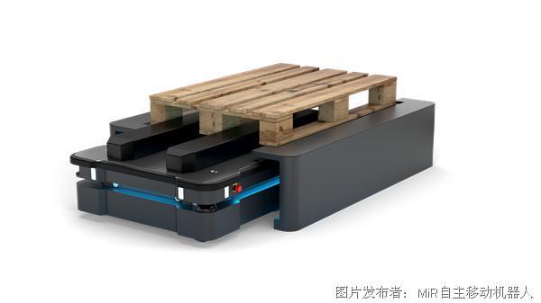 MiR500 | 高負載、運行快且設計穩健的協作式自主移動機器人