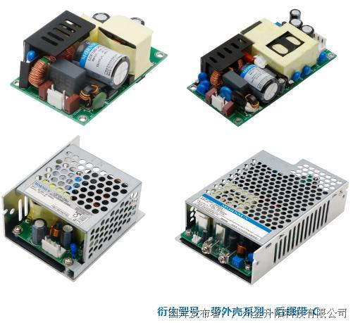 金升阳120-350W小体积医疗型开板ACDC电源——LOF系列
