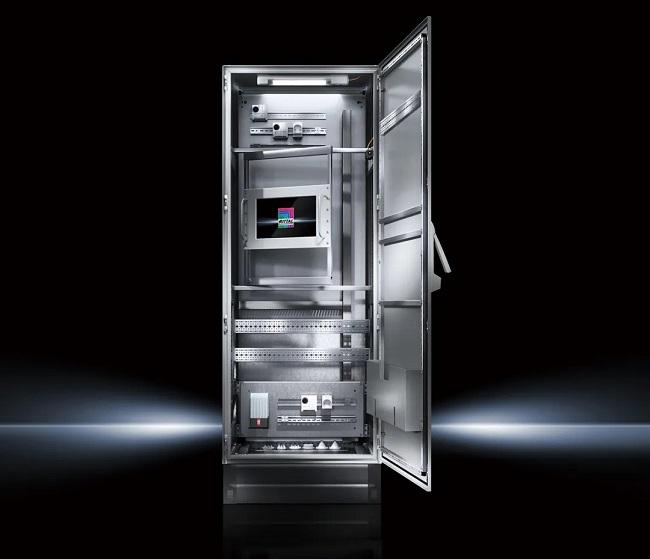 威图SE 8系统机柜为您诠释,何为效率