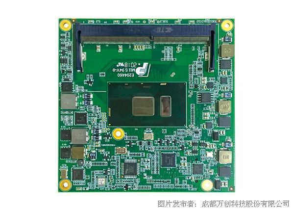 万创科技X86-mITX尺寸板ka