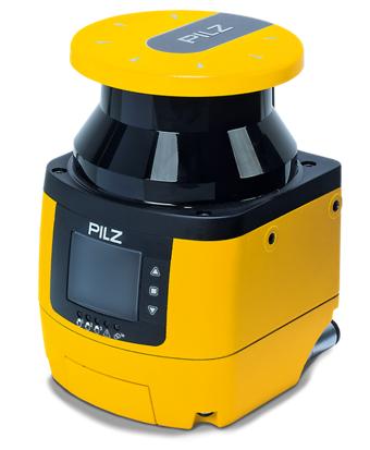 皮尔磁:PSENscan扫描仪现已配备可交换内存模块