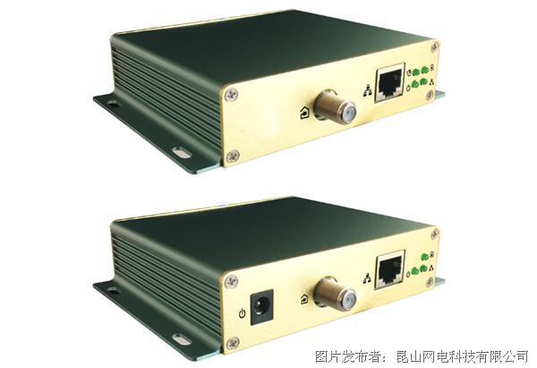 网电科技BT天堂全集网级电力网桥WD-C2000M-M/PoE