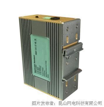 网电科技工业级电力网桥WD-V102-G