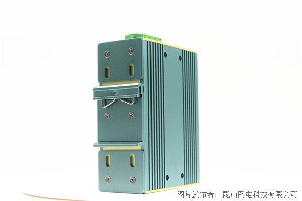 网电科技工业级电力网桥WD-1001M-DIN