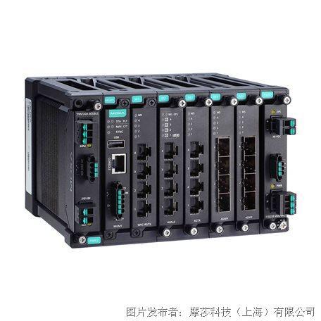 摩莎 MDS-G4020 系列網管型工業以太網交換機