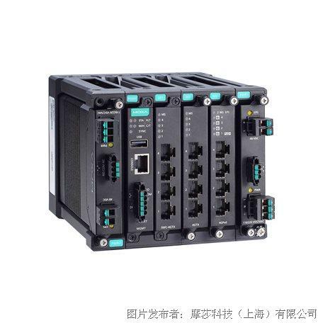 摩莎 MDS-G4012系列網管型工業以太網交換機