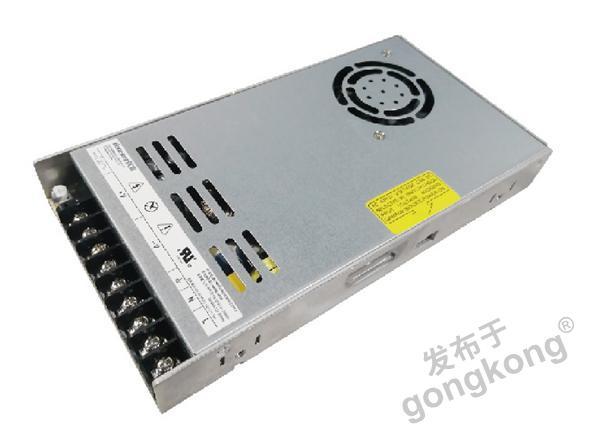 350W单路输出工业电源