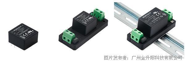 超小体积、极致性能AC/DC模块电源LD-R2系列